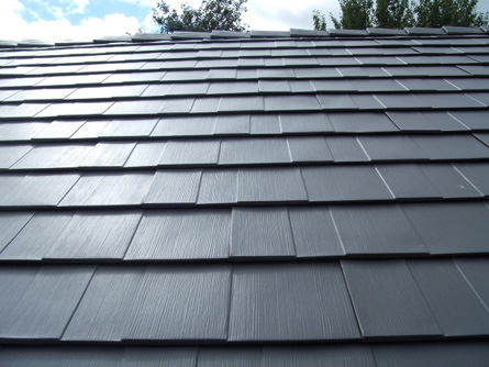 Aluminum Roofing Gallery